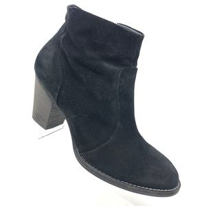 Paul Green Reese Ankle Boot Heeled Bootie Sz 7.5